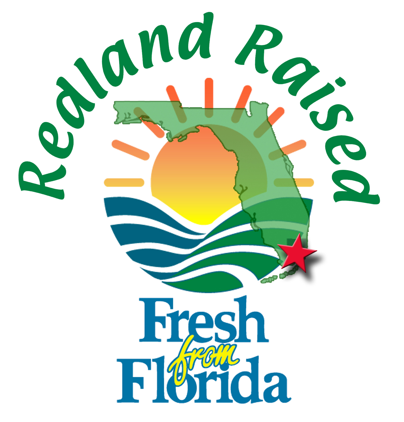 Redland Raised Fresh from Florida