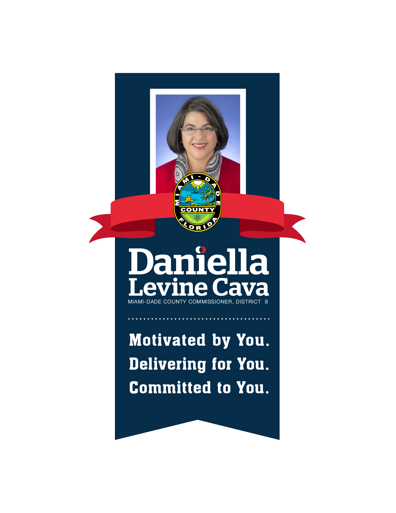 Daniella Levine-Cava, Miami-Dade Commissioner District 8