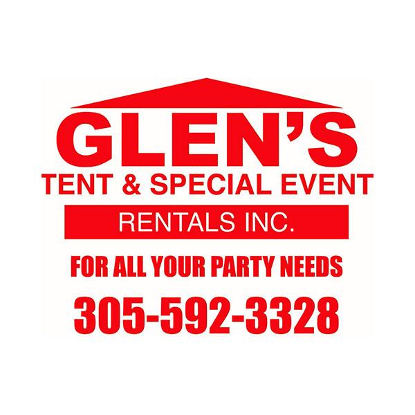 Glen's Tent Rentals