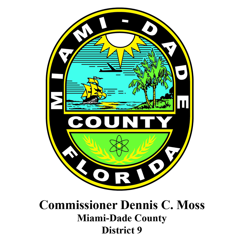 Dennis C. Moss, Miami-Dade Commissioner District 9